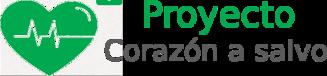 proyecto corazon a salvo logo